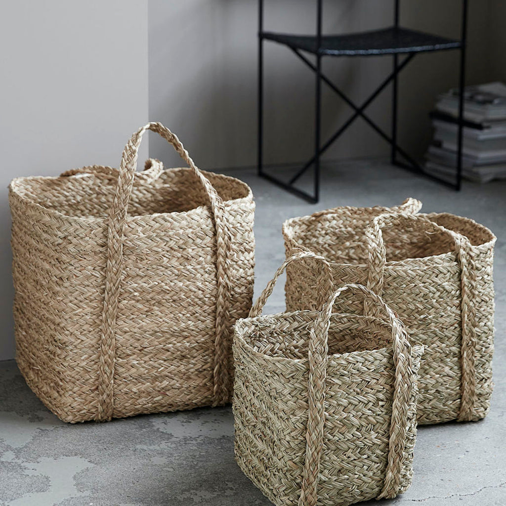 Sikar Seagrass Baskets | Design Vintage