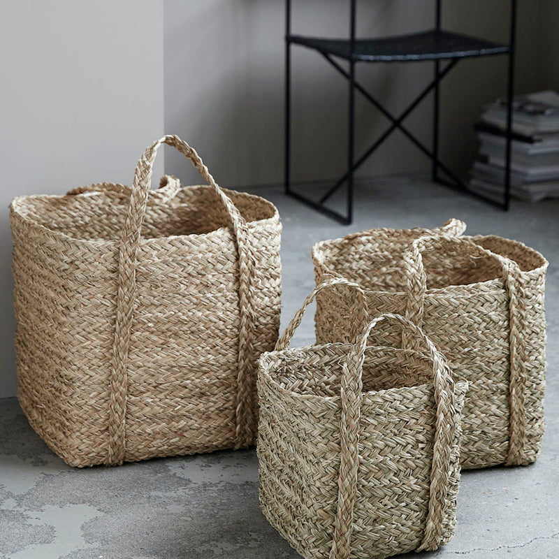 Sikar Seagrass Baskets