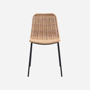 Hapur Outdoor Dining Chair | Design Vintage
