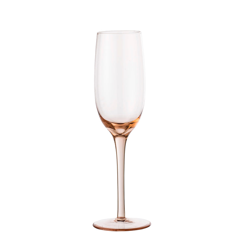 Rose Champagne Glass | Design Vintage
