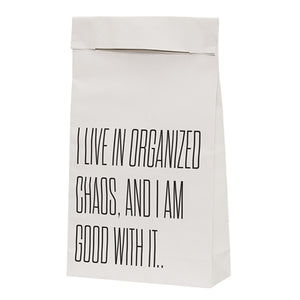 The White Paper Bag | Design Vintage