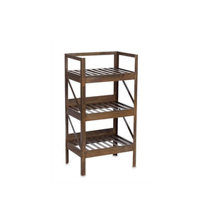Small Umi Iron Shelf Unit