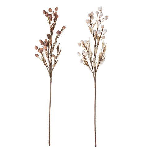 Handmade Foliage Stems