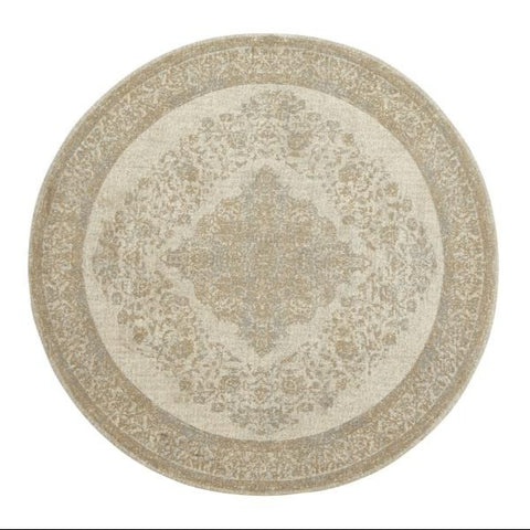 Pearl Round Rug