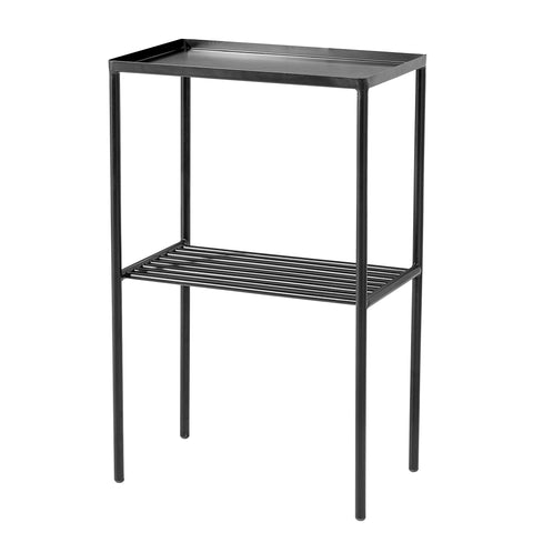 Grid Iron Side Table | Design Vintage