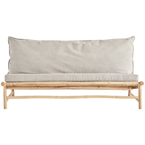 Bamboo Lounge Couch
