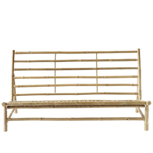 Bamboo Lounge Couch | Design Vintage