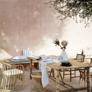 Bamboo Dining Table | Design Vintage