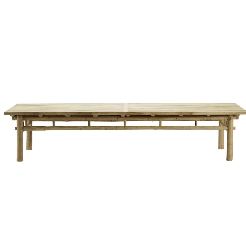 Bamboo Coffee Table | Design Vintage