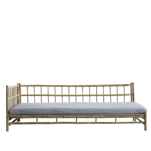 Bamboo Day Bed Left Sided | Design Vintage