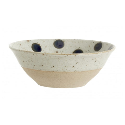 Grainy Dot Bowl