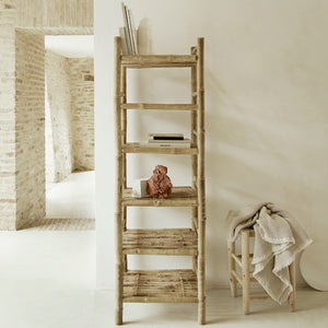 Tall Bamboo Shelving | Design Vintage
