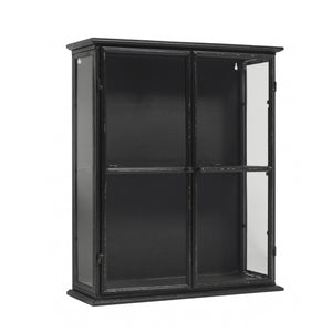 Downtown Iron Wall Cabinet