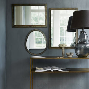 Honey Iron Console Table | Design Vintage