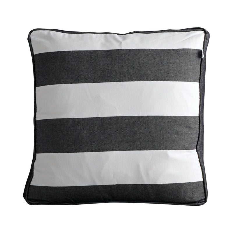 Monochrome Seat Cushion