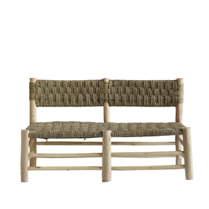 Moroccan Palm Sofa | Design Vintage