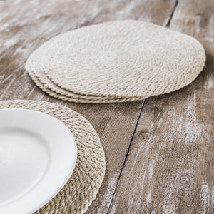 Woven Jute Placemats