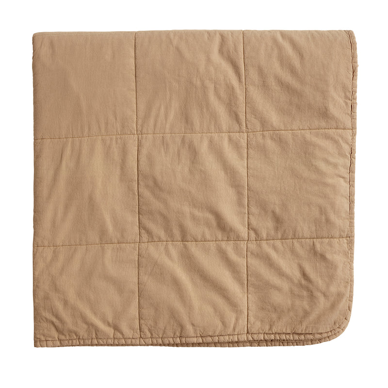 Oat Organic Cotton Quilt