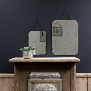 Vintage Style Wall Mirror