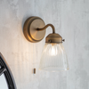 Brass Bathroom Wall Light