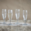 Boxed Set of Champagne Glasses