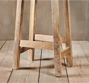 Ambi Tall Wooden Stool