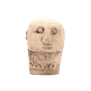 Small Sumba Stone Head