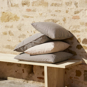 Sand Linen Cushion | Design Vintage
