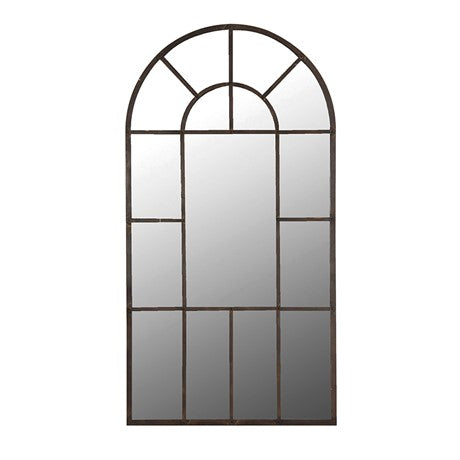 Extra Large Windowpane Mirror