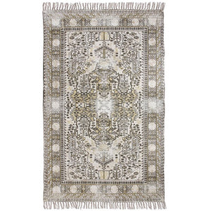 Cotton Printed Rug