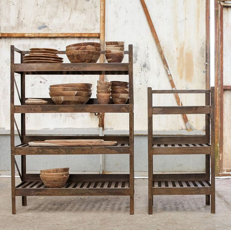 Large Umi Iron Shelf Unit | Design Vintage