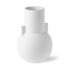 Matt White Vase | Design Vintage