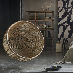 Rattan Bowl Hanging Chair | Design Vintage
