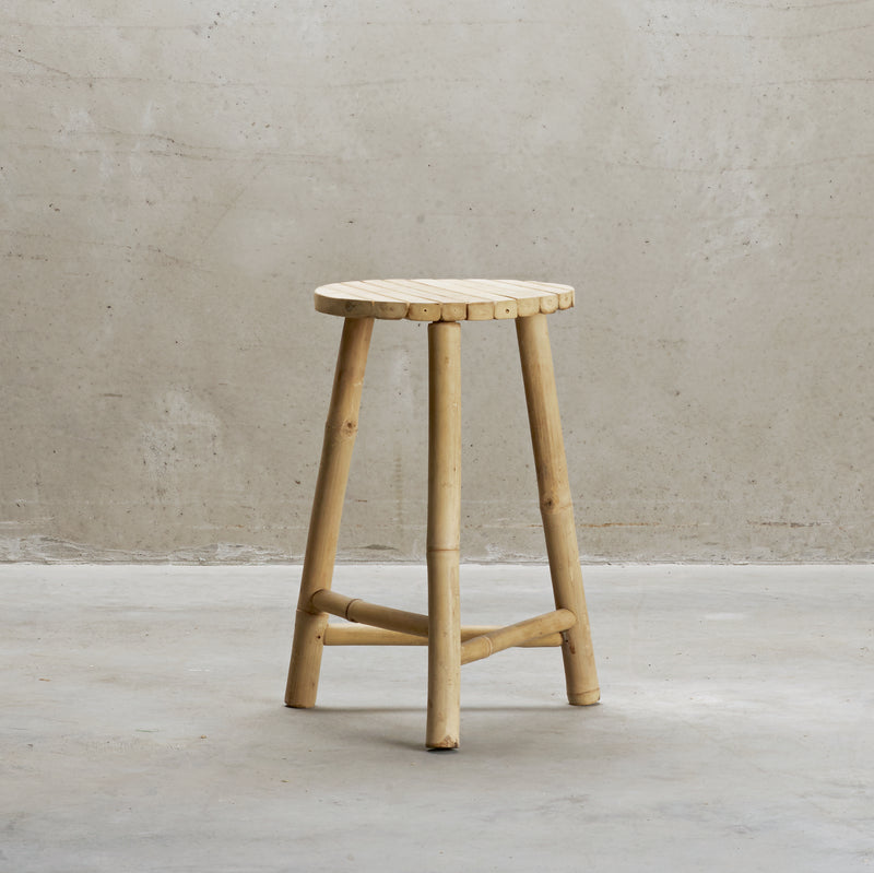 Bamboo Stool | Design Vintage