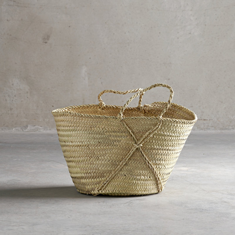 Small Moroccan Basket | Design Vintage