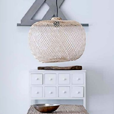 Bamboo Pendant Lamp | Design Vintage