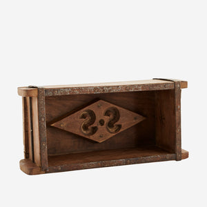 Vintage Wooden Brick Mold