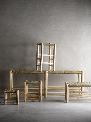 Double Moroccan Stool | Design Vintage