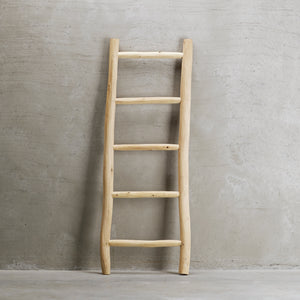 Palm Wood Ladder