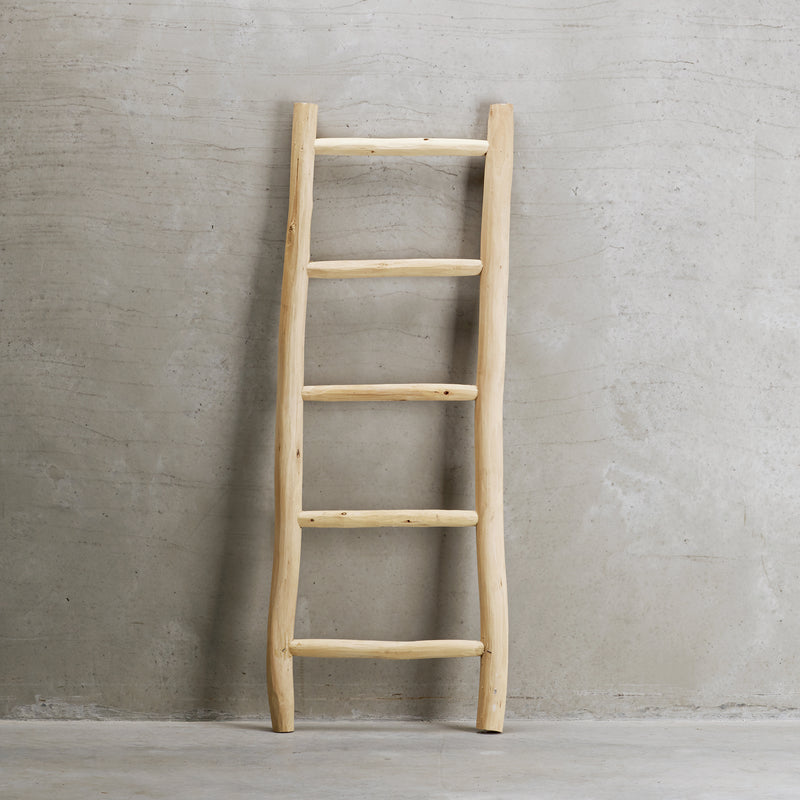 Palm Wood Ladder | Design Vintage