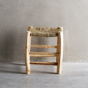 Short Moroccan Stool | Design Vintage