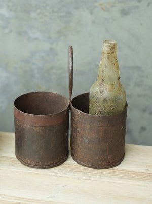 Reclaimed Storage Pots
