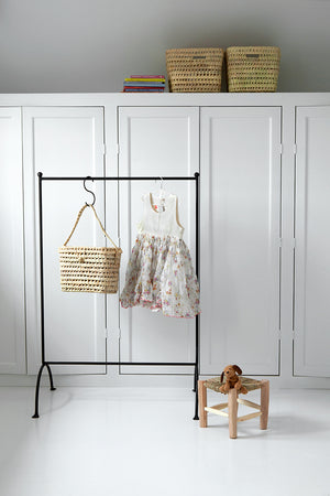 Low Iron Clothes Rail