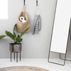 Floor Standing Iron Mirror | Design Vintage