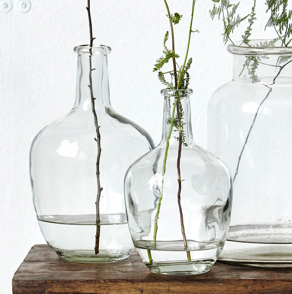 Simple Bottle Vases