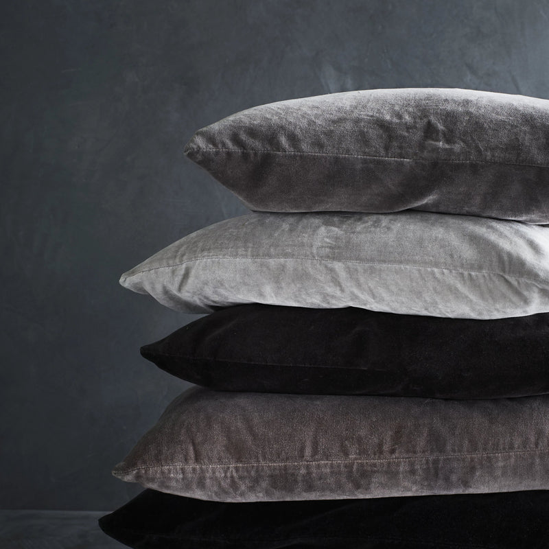 Velvet Cushion Collection