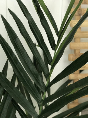 Tall Faux Kentia Palm | Design Vintage