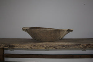 Medium Vintage Dough Bowl