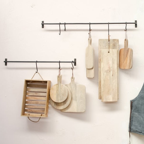 Industrial Storage Rail | Design Vintage