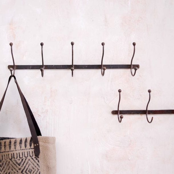 Iron Hook Rail | Design Vintage